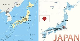 The Largest Japanese Islands