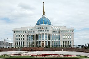 What Type Of Government Does Kazakhstan Have?