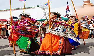 Ethnic Groups Of Ecuador