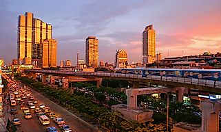 The Biggest Cities In Thailand