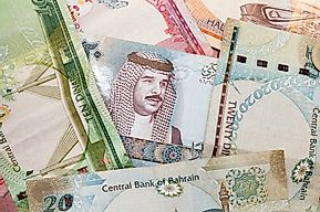 What is the Currency of Bahrain?