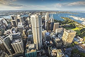 Biggest Cities In Australia
