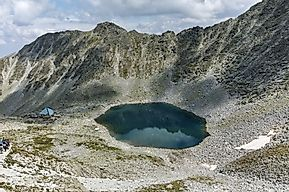 Tallest Mountains In Bulgaria