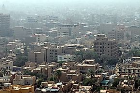 The Biggest Cities In Iraq
