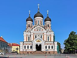 Religious Beliefs In Estonia