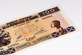 What is the Currency of Guinea-Bissau?
