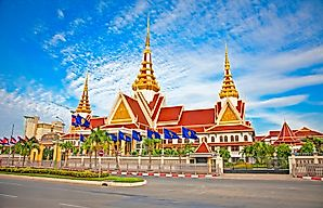 What Type Of Government Does Cambodia Have?