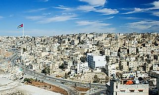 What Is The Capital Of Jordan?