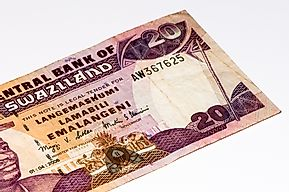 What is the Currency of Swaziland?
