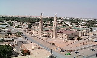 Biggest Cities In Mauritania
