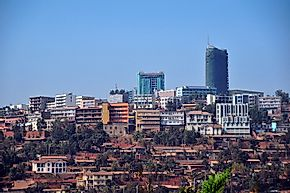 Biggest Cities In Rwanda