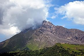 The 1995 Eruption of the Soufrière Hills Volcano in Montserrat
