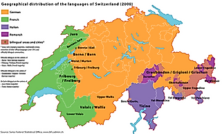 Languages Spoken In Switzerland