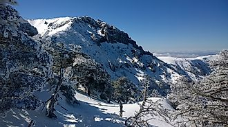 Tallest Mountains In South Korea