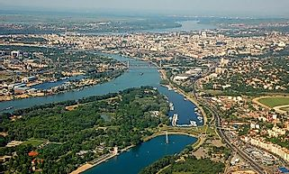 Biggest Cities In Serbia