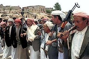 Yemen's Tribes And Tribal Confederations