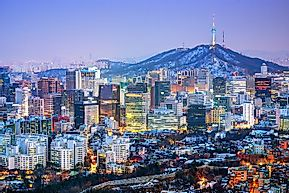 Biggest Cities In South Korea