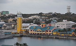 Biggest Cities In The Bahamas