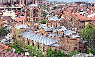 UNESCO World Heritage Sites In Serbia And Kosovo