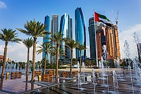 What Is the Capital of the United Arab Emirates?