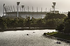 The Largest Football Stadiums in Australia