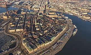 Biggest Cities In Sweden