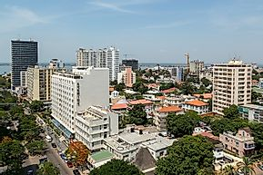 Biggest Cities In Mozambique