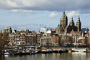 Biggest Cities In The Netherlands