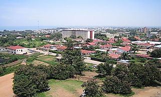 Biggest Cities In Burundi