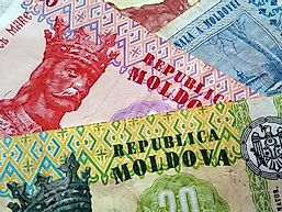 What is the Currency of Moldova?