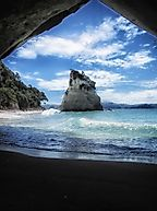 Cathedral Cove, New Zealand - Unique Places around the World