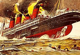 ​What Sunk the Lusitania? If you Think it was a Torpedo, Think Again