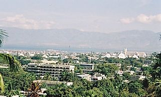 Biggest Cities In Haiti