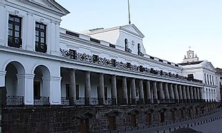 What Type Of Government Does Ecuador Have?