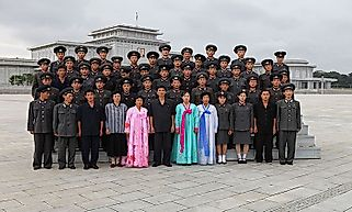 Ethnic Groups Of North Korea
