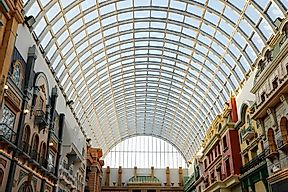 The Largest Enclosed Shopping Malls In Canada