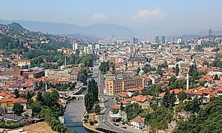 Which Are The Biggest Cities In Bosnia And Herzegovina?