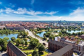 What Is The Capital City Of Denmark?