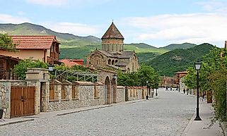 UNESCO World Heritage Sites In Georgia
