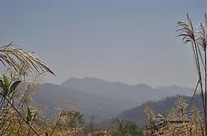 Tallest Mountains In Bangladesh