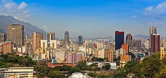 Biggest Cities In Venezuela