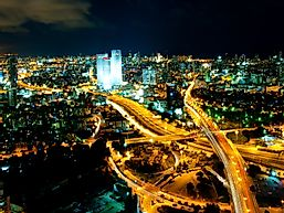 The Biggest Cities In Israel