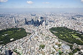 10 Biggest Cities In Japan