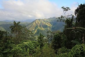 Tallest Mountains In Cuba