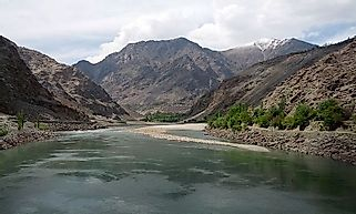 Longest Rivers In Pakistan
