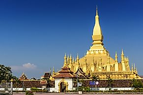What Is the Capital of Laos?