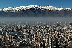 The Biggest Cities In Chile