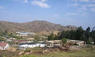 What Is The Capital Of Swaziland?