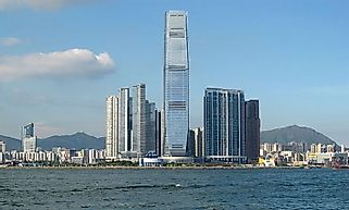 Tallest Buildings In Hong Kong