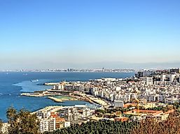 Biggest Cities In Algeria